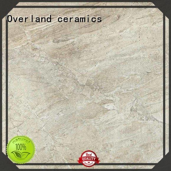 Overland ceramics travertine ceramic tile from China for pool