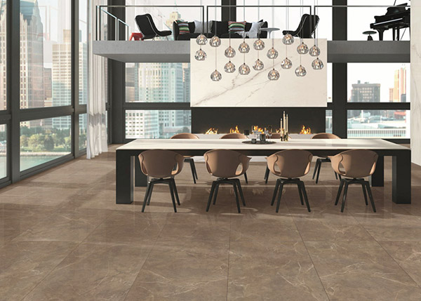 Overland ceramics travertine ceramic tile manufacturer from China for pool-4