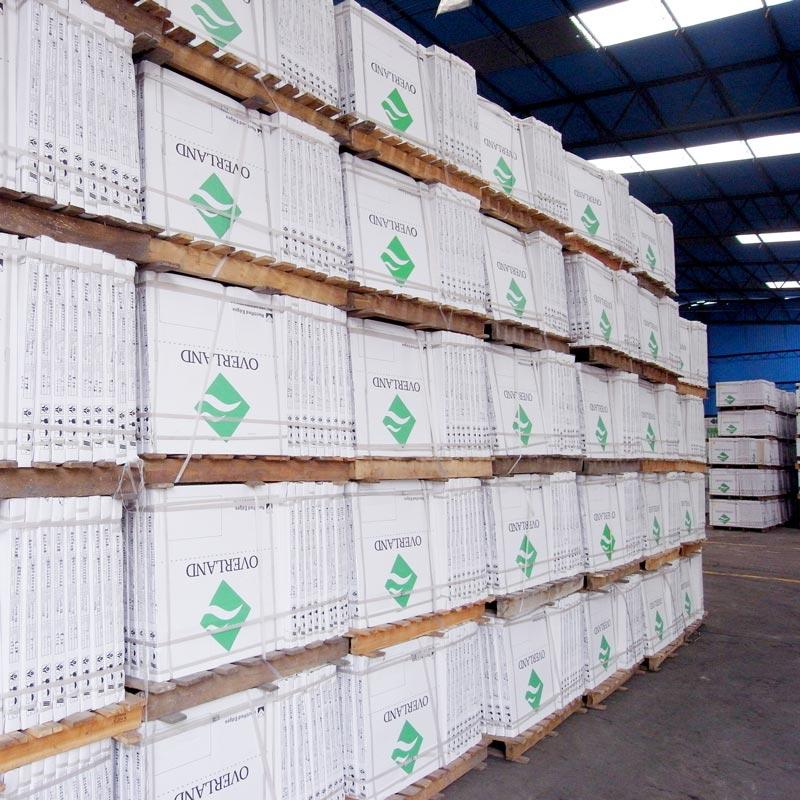 Packing-warehouse