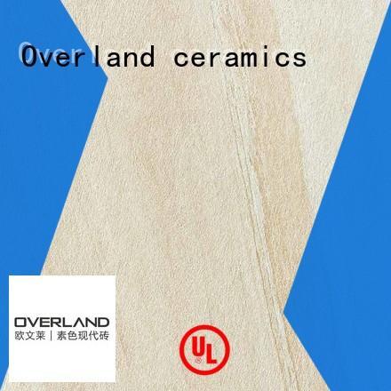Overland ceramics good quality ceramic tile on sale for outdoor