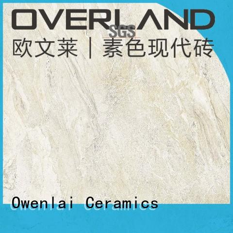 Overland good quality porcelain tile from China for livingroom