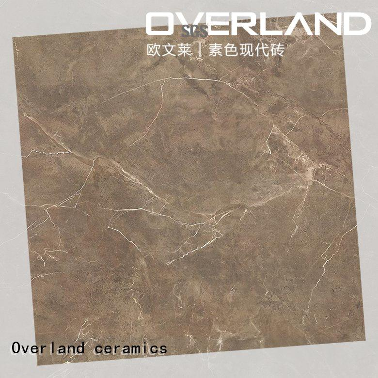 Overland ceramics good quality premium porcelain tile company for kitchen