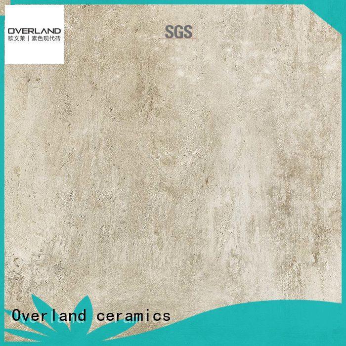 Overland ceramics li6sm1102 encaustic cement tile supplier for home