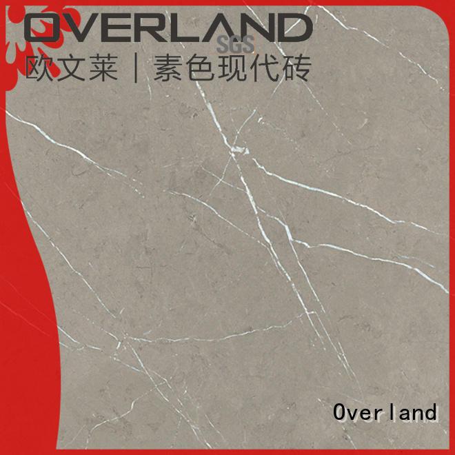 Overland brick square marble tile designs for livingroom