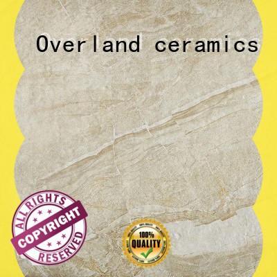 Overland ceramics good quality ceramic tile promotion for outdoor