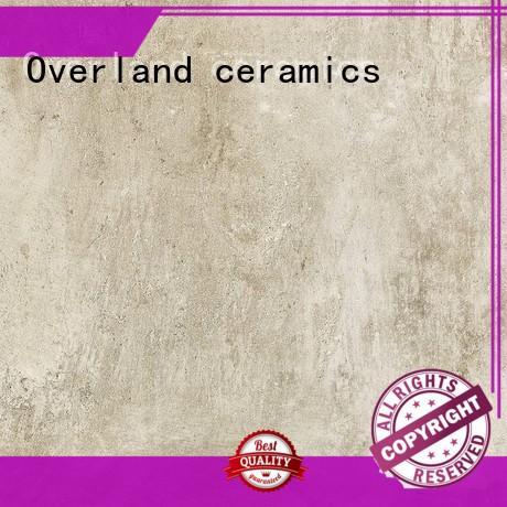 Overland ceramics mosaic floor tile cement design for apartment