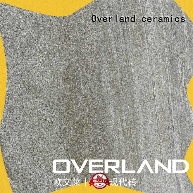 Overland ceramics manhattan ceramic tile from China for pool