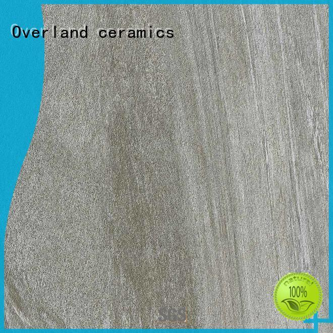Overland ceramics good quality ceramic tile manufacturer design for kitchen