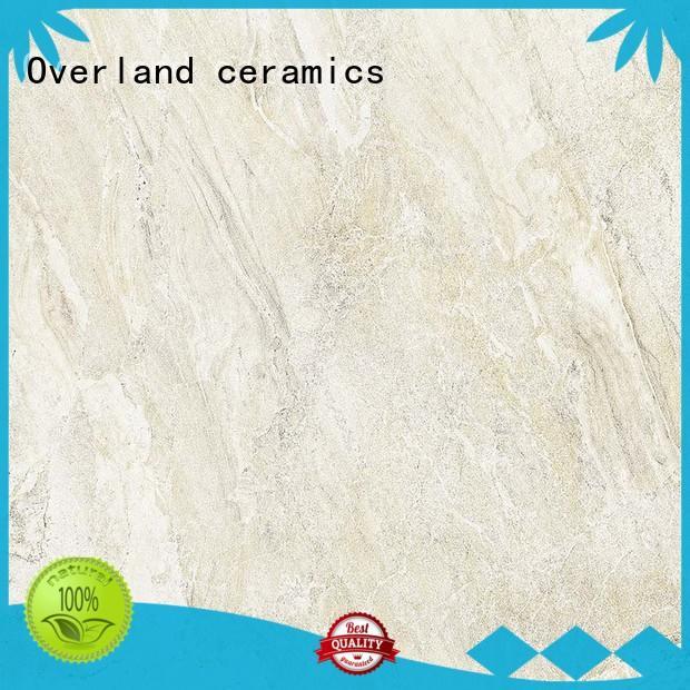 Overland ceramics good quality ceramic tile directly price for bedroom