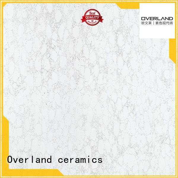 Overland ceramics cusotm kitchen worktop manufacturers company for apartment