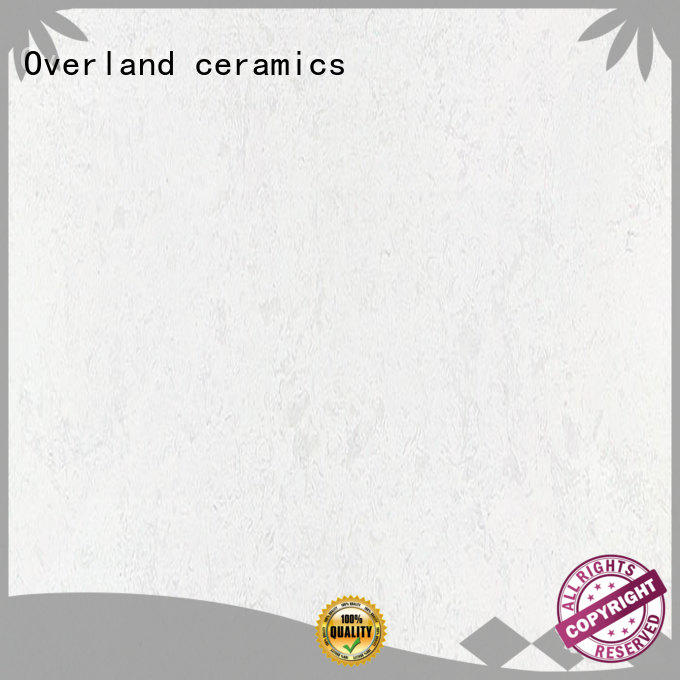 Overland ceramics worktops white quartz worktop wholesale for livingroom