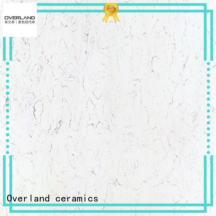 Overland ceramics grey wall and floor tiles factory price for pool