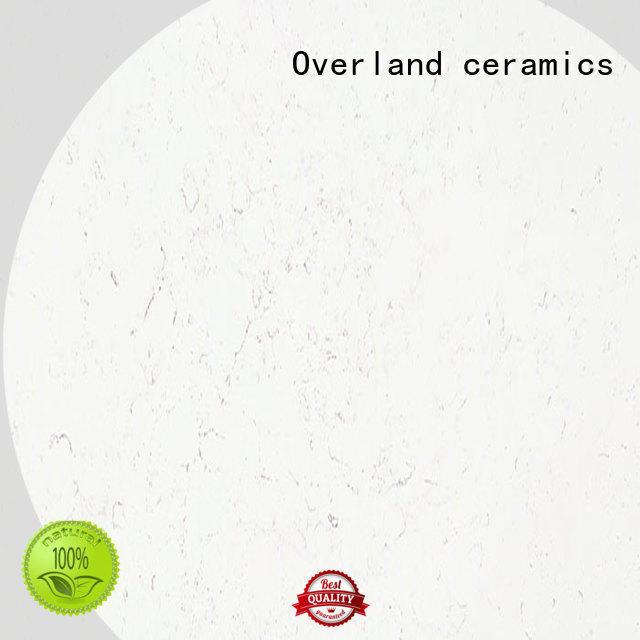 Overland ceramics white quartz worktop on sale for kitchen