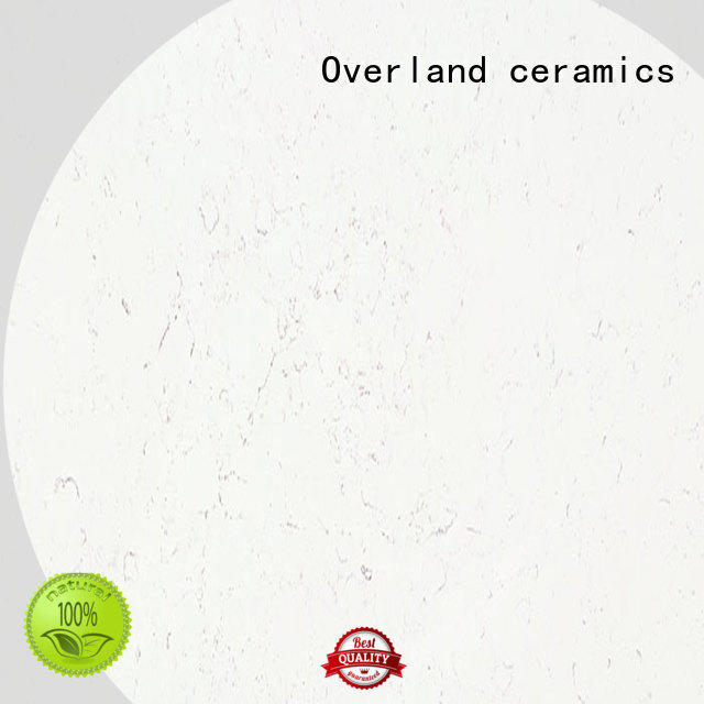 Overland ceramics white quartz worktop on sale for kitchen