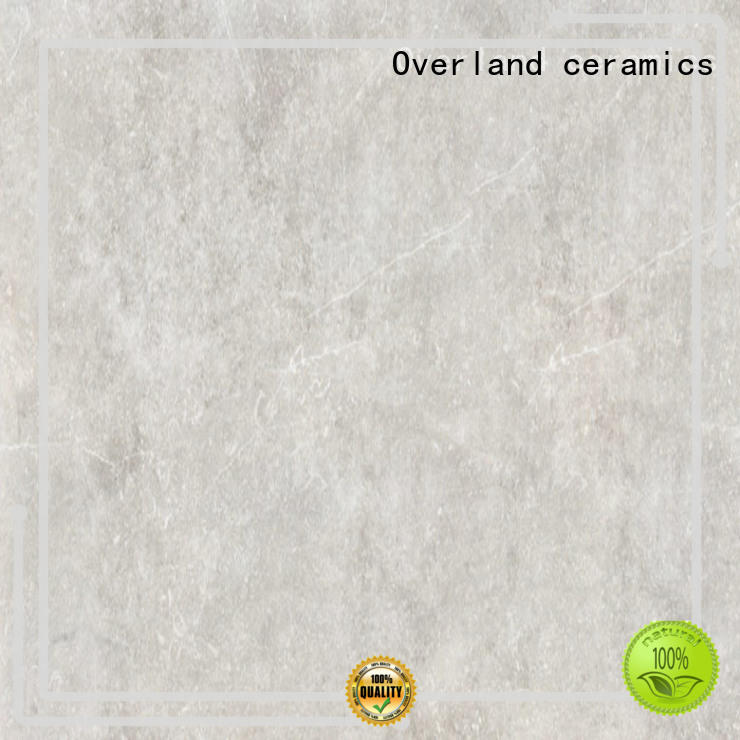 Overland ceramics durable natural stone floor tiles online for bathroom