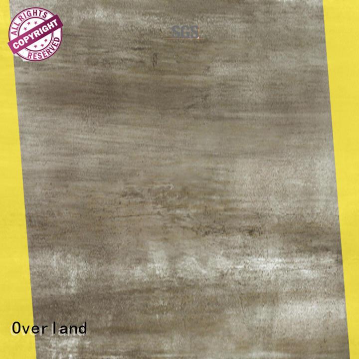 Overland illusion wood grain tile manufacturer for kitchen