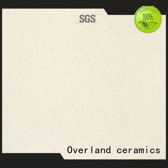 Overland ceramics grey white gloss kitchen worktops wholesale for outdoor