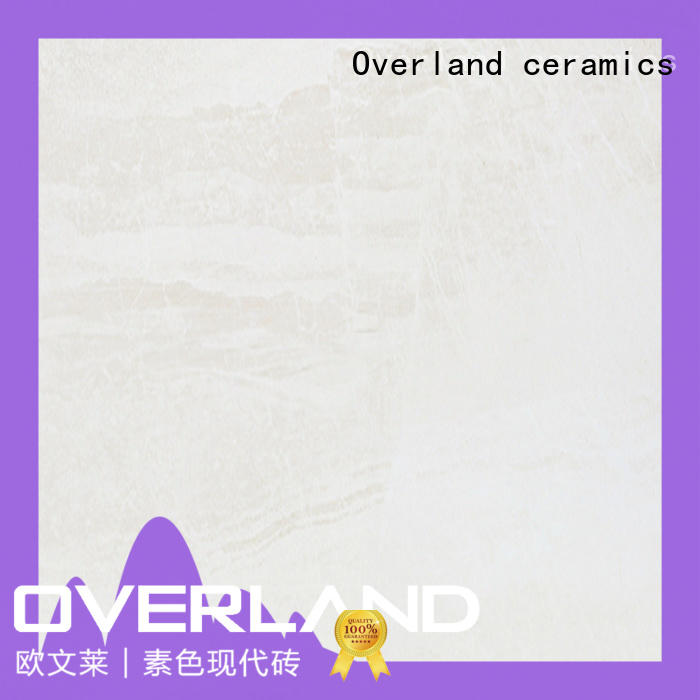 Overland ceramics porcelain kitchen marble tiles from China for livingroom