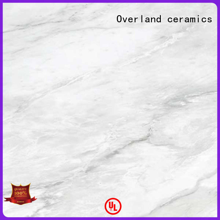 Overland ceramics qip6573 grey marble tile promotion for bedroom