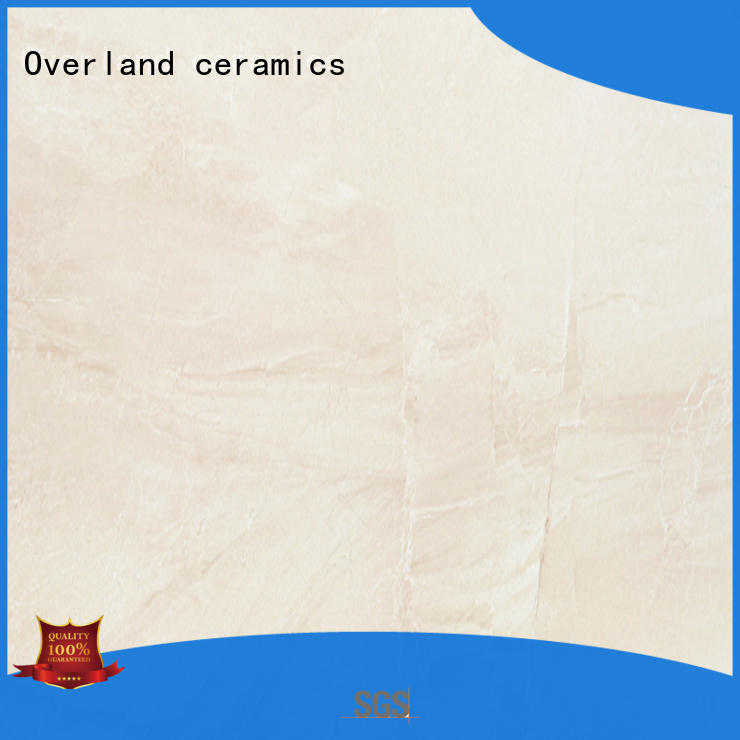 Overland ceramics qi612p550 brown marble tile promotion for pool