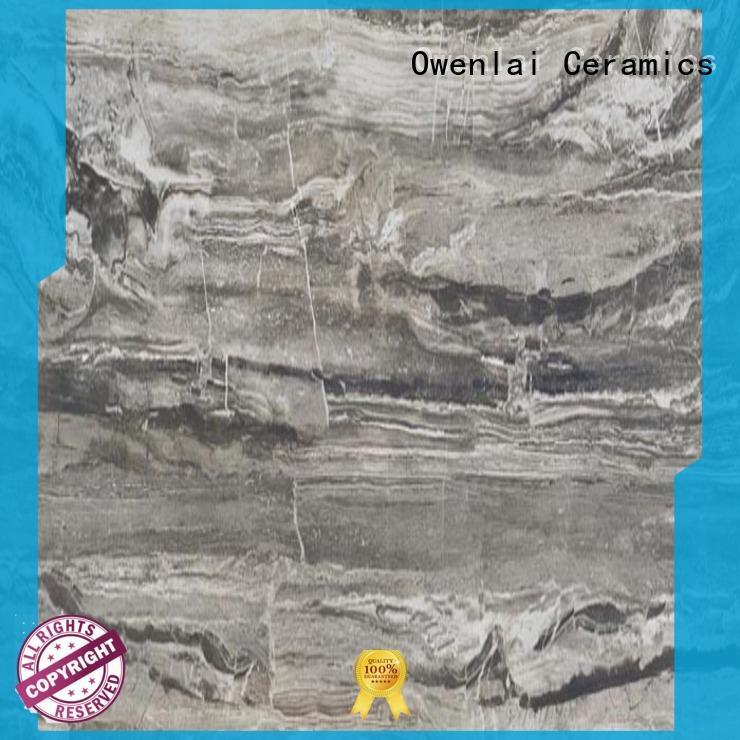 Overland Brand texture kitchen custom grey marble tiles