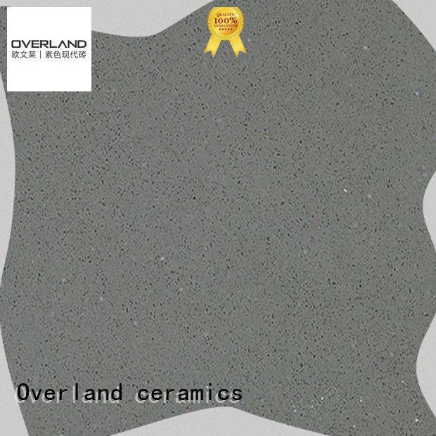 Overland ceramics quartz work surface promotion for kitchen