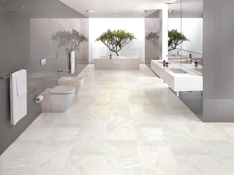 Overland ceramics wholesale polished marble tile supplier for Villa-4