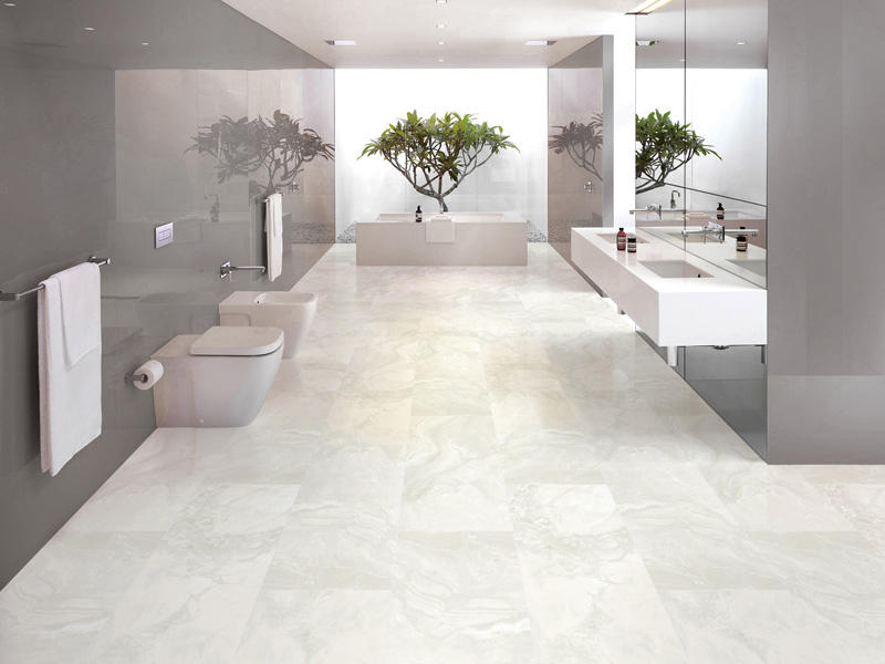 Overland ceramics wholesale polished marble tile supplier for Villa