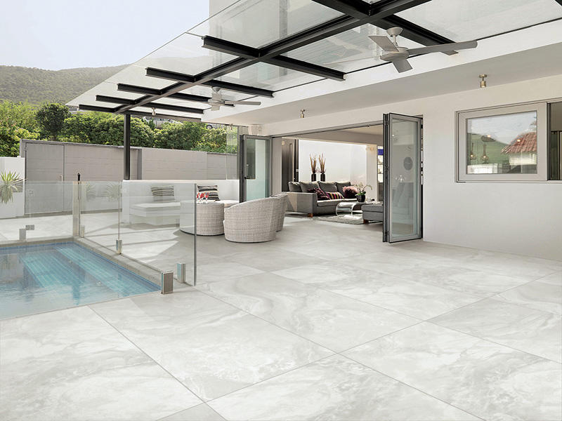 cusotm gray marble tile product price for apartment