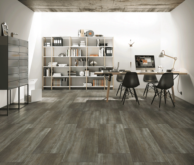 porcelain wood tile style for living room Overland