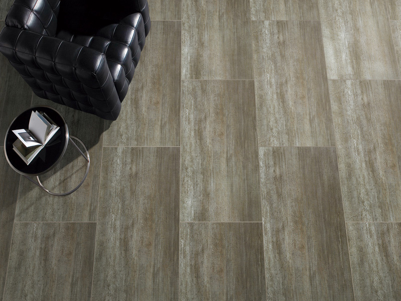 porcelain wood tile style for living room Overland-5