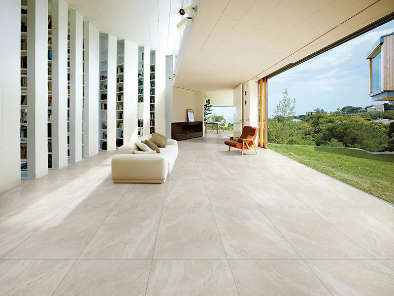 polished marble tile size for livingroom Overland