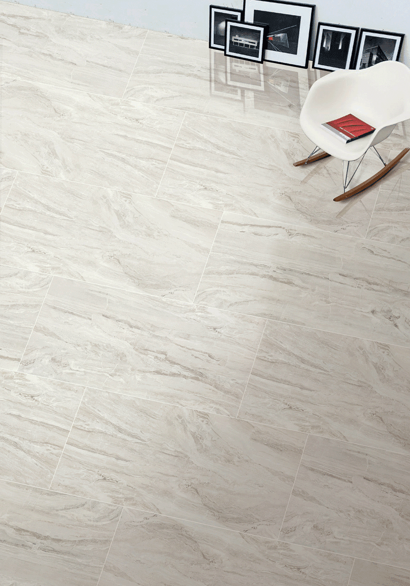 Overland ceramics product marble like tile design for outdoor
