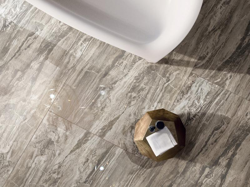Overland ceramics natural white marble flooring design for apartment-1
