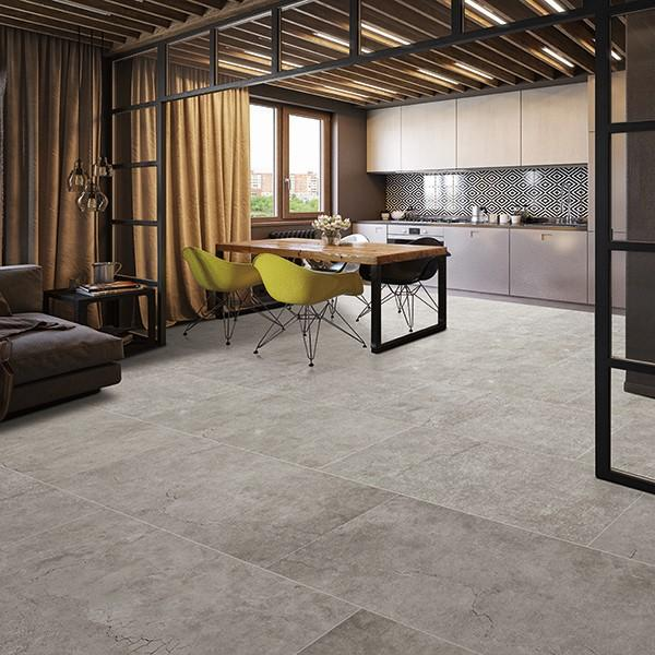 strong cement tiles kitchen ideas design for hotel
