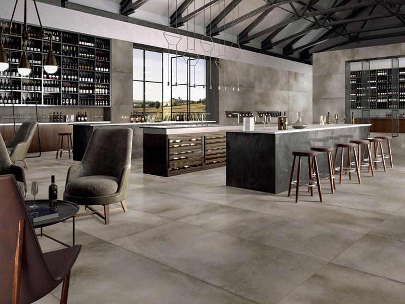 Cement Tile Kitchen, bedroom, living room