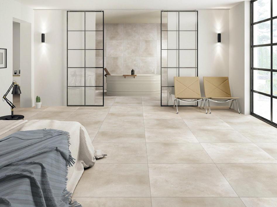 Cement Tile Kitchen, bedroom and bathroom
