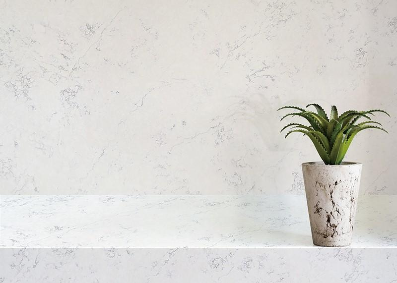 Overland ceramics sparkle grey quartz worktop online for bathroom