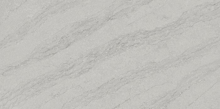 white laminate worktop GLV05