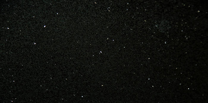 black sparkle worktop LSJ533