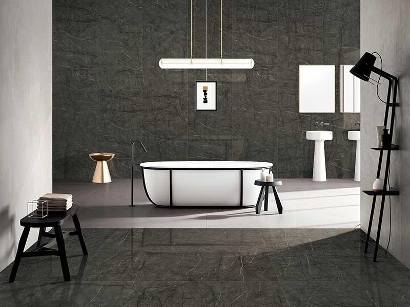 Overland ceramics natural stone wall tile design for bathroom-1