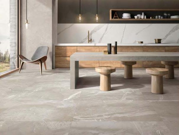 Overland ceramics high quality marble tile backsplash design for Villa-1