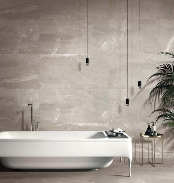 Overland ceramics high quality marble tile backsplash design for Villa-2