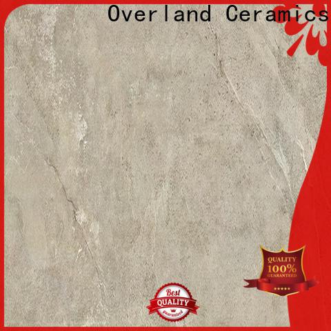 Overland ceramics natural stone marble tile on sale for kitchen