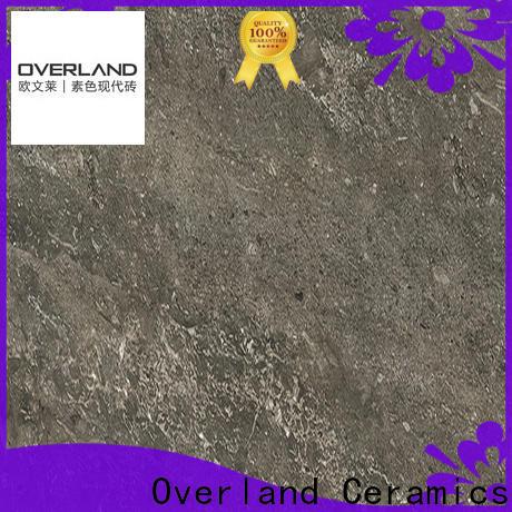 Overland ceramics best grey patterned tiles company for hotel