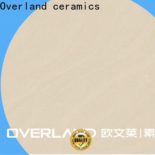 Overland ceramics wholesale modern floor tiles kitchen factory for hotel