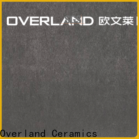 Overland ceramics best natural marble tiles from China for hotel