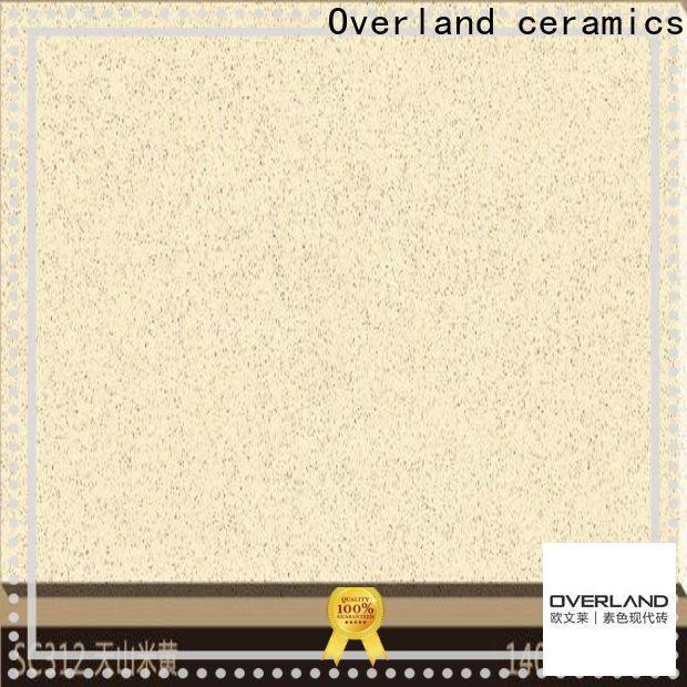 Overland ceramics premium porcelain tile directly price for kitchen