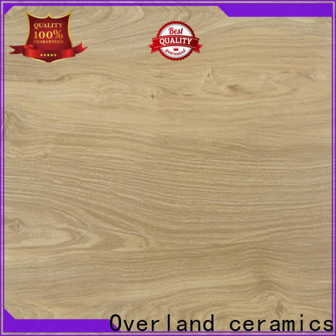 Overland ceramics best timber tile factory for bathroom