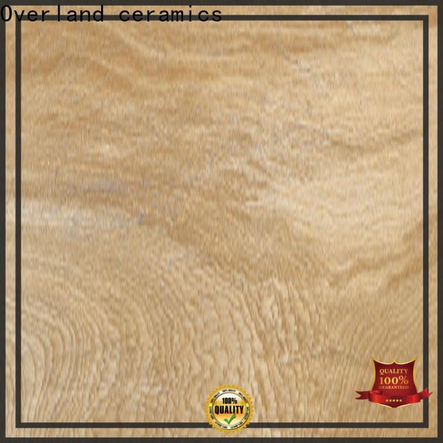Overland ceramics decorative wood grain tile manufacturers for garden